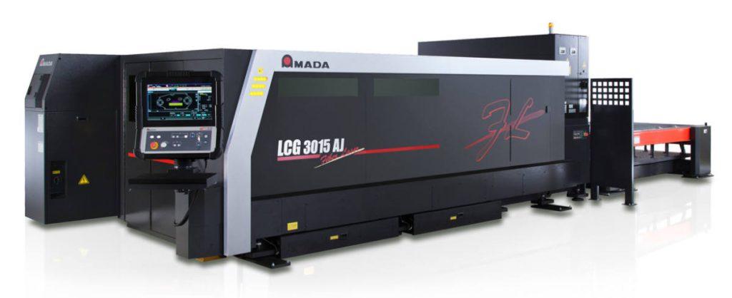 Amada LCG 3015 AJ
