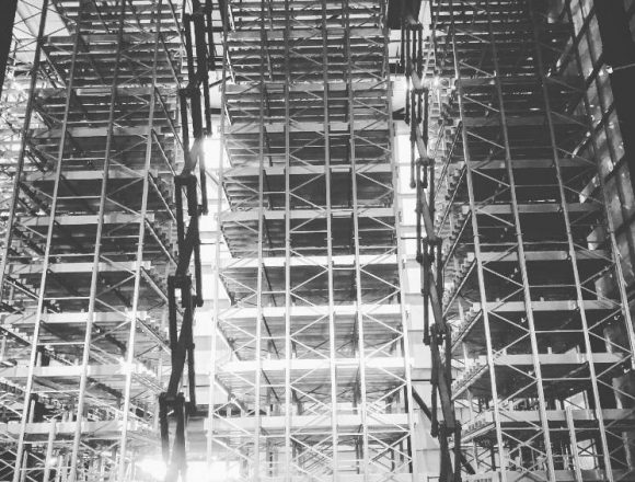 High Bay Automated Racking
