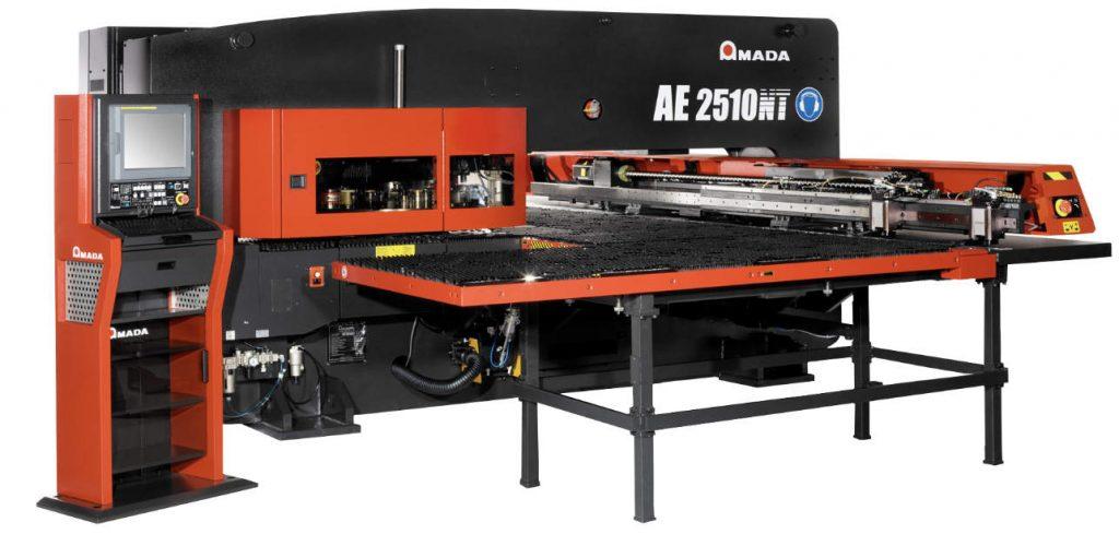 CNC Punching Machine Photo