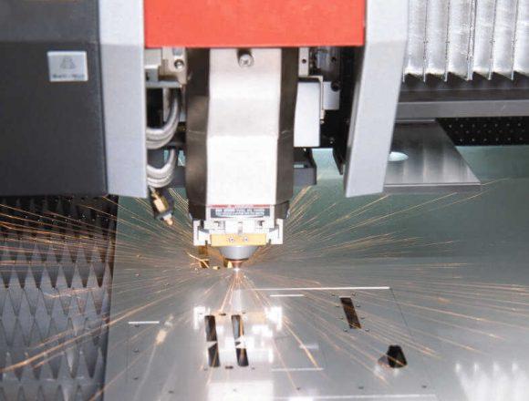 LCG AJ Laser Piercing Spark